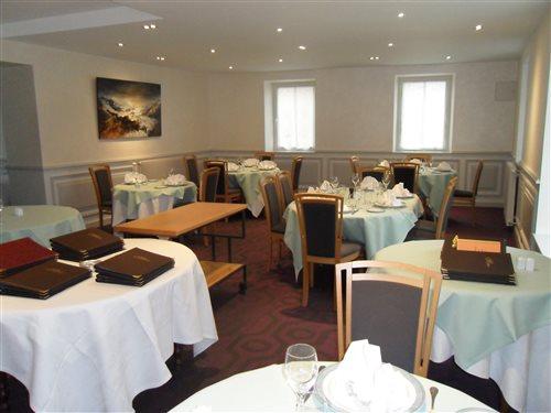 Menu Jardins Fleuris Parcey Restaurant
